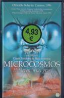 VHS Microcosmos Het Leven In Het Gras - Documentary