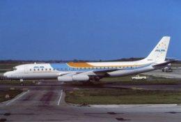 A.L.M.  -  DC 8-32  -  N903CL  In 1978   -  CPM - 1946-....: Moderne