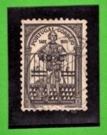 Portugal 1933 - 5° Cent Da Morte De D. Nuno Alvares Pereira Com Sobretaxa 40s/ 15c Côte € 4.00 - 1910-... République