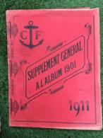 CATALOGUE 1911 MANUFACTURE FERRONERIE CAMION FRERES VIVIER AU COURT ARDENNES - 1900 – 1949