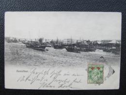 AK ZANZIBAR Tanzania 1904 /////  D*39994 - Tansania