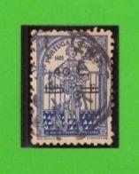 Portugal 1933 - 5° Cent Da Morte De D. Nuno Alvares Pereira Com Sobretaxa 40 S/ 1$25 Côte € 7.40 - 1910-... République