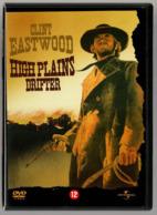 DVD Clint Eastwood High Plains Drifter - DVD