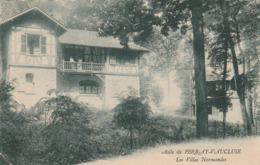 Asile De PERRAY-VAUCLUSE  - Les Villas Normandes - Sainte Genevieve Des Bois