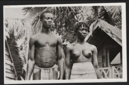 Nu Ethnique (Noirs Marrons/ Pagne/ Carbet ) Guyane Hollandaise SURINAME/SURINAM (1) - Amérique