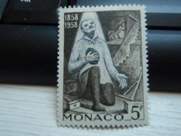 Timbre Monaco 5 F 1858-1958 - Monaco