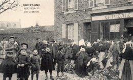 ETABLES (22) Jour De Marché - Etables-sur-Mer