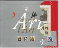 """1999 - Bloc """"PhilexFrance'99"""" - Chefs D'oeuvre De L'Art. - Blocs & Feuillets"""
