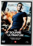 DVD The Bourne Ultimatum - DVD