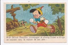 CP DISNEY PINOCCHIO Num 13 - Disney
