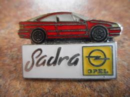 A044 -- Pin's Opel Sadra - Opel