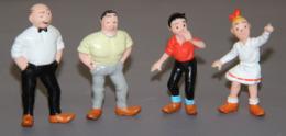 Figurine_Bob, Bobette, Lambic Et Petit Jérome_Nutricia - Figurines