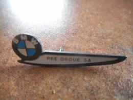 A044 -- Pin's BMW Pre Droue SA -- Dernier Vendu 02/2013 !!! - BMW
