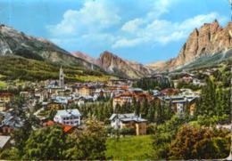 Italia - Postcard Used 1962 - Dolomiti - Cortina  - 2/scans - Belluno