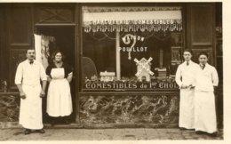 Charcuterie Comestibles - Maison Pouillot - Comestibles De 1er Choix - Geschäfte