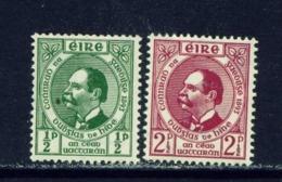 IRELAND  -  1943 Gaelic League Set Mounted/Hinged Mint - 1937-1949 Éire