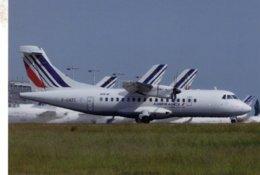 Air France/Airlinair  -  ATR 42-500   -  F.GVZC  C/n 516     -  CPM - 1946-....: Ere Moderne