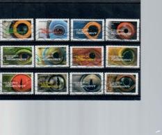Yt AA 1152-1 A 1163 Les Animaux Nous Regardent-serie Complete - Luchtpost