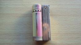 FUMO E TABACCO ACCENDINO MARCA IMCO TRIPLEX JUNIOR 6600 AUSTRIA VINTAGE DA COLLEZIONE - Lighters