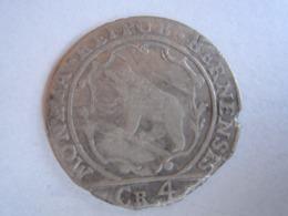1765  4 Kreuzer Canton De Berne / Bern. MONETA REIPUB BERNENS DOMINUS PROVIDEBIT Poids : 1,51 Grs - Suisse
