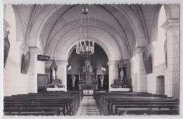 ESQUEHERIES (Aisne) - Intérieur De L'Eglise - France