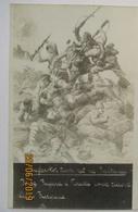 Serbien, Kampf Gegen Türken Auf Dem Balkan, Serbische Patriotik (18228) - Weltkrieg 1914-18