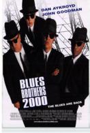 AFFICHE DE CINEMA BLUES BROTHERS 2000 - Affiches