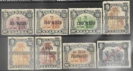 Nyassa  1903-11   8 Diff   MH  2016 Scott Value $8 - Nyassaland