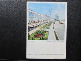 AK WIEN Flughafen Airport 1967/////  D*40027 - Other