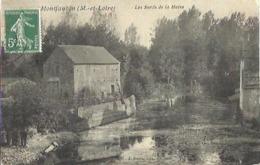 8883 CPA Montfaucon - Les Bords De La Moine - Montfaucon