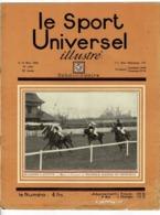 MARS 1926 EQUITATION: Le Sport Universel Illustré. Revue De 20 Pages. Articles Intéressants Et Pubs D'époque. 28/36cm - Equitation