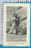 Holycard   B. Hildegundis - Devotion Images