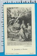Holycard   B. Jacobus - Andachtsbilder