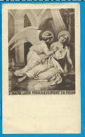 Holycard   St. Agatha   Litanie - Imágenes Religiosas