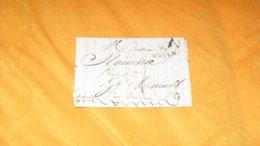 DEVANT DE LETTRE ANCIENNE DATE ?.../ MARQUE 74 ROUEN POUR ST ARNOULT PRES DOURDAN... - 1801-1848: Précurseurs XIX