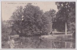 LESCHELLES (Aisne) - Le Parc Du Château - France