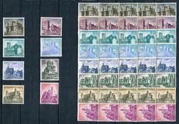 España 1966. Edifil 1738-45 X 6 ** MNH. - 1961-70 Nuevos & Fijasellos