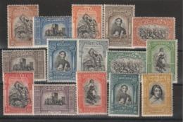 Portugal 1927  Série Tricentenaire De L'indépendance 438 à 452 15 Val ** MNH Sauf 438 * Charn - 1910-... République