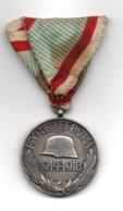 Pointez Sur L'image Pour Zoomer Autriche-Hongrie-WW1-medaille-commemorative-guerre-1914-1918-Hongroise-HUNGARY Miniatur - Medals