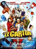 AFFICHE DE CINEMA LE CARTON - Affiches