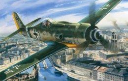 Capitaine Hans Dortemann - JG26 -  Focke Wulf 190D  -  1945   -  Art Carte Par Benjamin Freudenthal - Aviadores