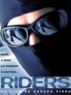 AFFICHE DE CINEMA RIDERS - Affiches