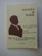 SAINT JOHN PERSE ...SOUFFLE DE PERSE...REVUE DE L'ASSOCIATION DES AMIS DE LA FONDATION SAINT JOHN PERSE...N° 2  .. - Poëzie