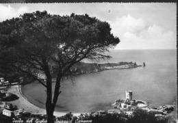 TOSCANA - ISOLA DEL GIGLIO - SPIAGGIA CAMPESE - VIAGGIATA DA GIGLIO ISOLA 1965 - AFFRANCATURA MISTA - Italia