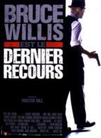 AFFICHE DE CINEMA DERNIER RECOURS - Affiches