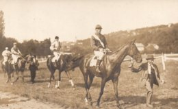 HIPPISME Grand Prix D'Aix Les Bains Carte Photo - Horse Show