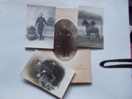 WWI GGI 1914 1918   Militaria Militaire 3e Regiment Dragons Nantes Famille Guillet Vendée - Guerra 1914-18