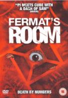 DVD La Habitación De Fermat /  Fermat's Room - DVD