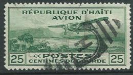 Haiti - Aérien    - Yvert N° 1  Oblitéré     -   Ava 27707 - Haiti