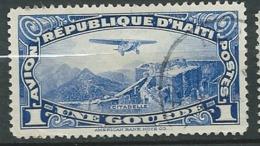 Haiti - Aérien    - Yvert N° 7 Oblitéré     -   Ava 27709 - Haiti